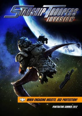 Starship Troopers Invasion